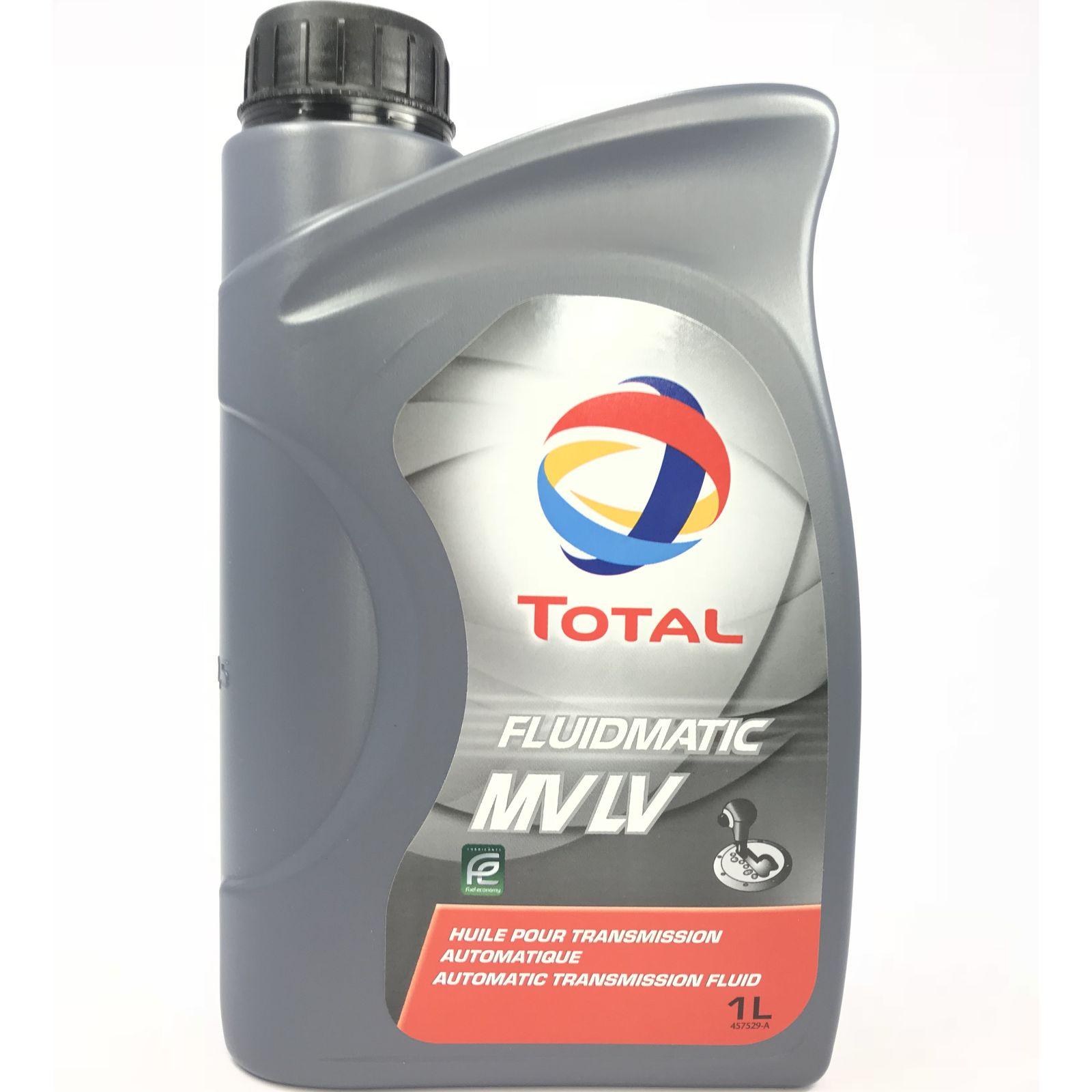 1 Liter TOTAL FLUIDMATIC MV LV Automatikgetriebeöl