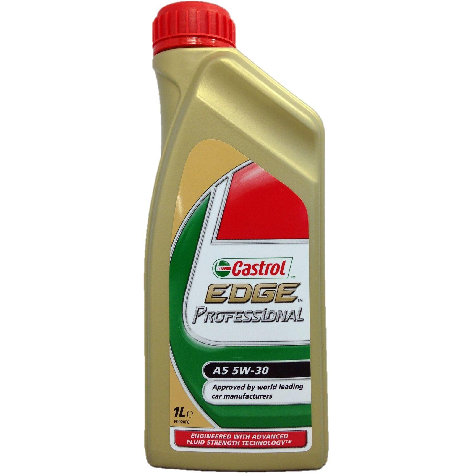 1 Liter Castrol EDGE Professional 5W-30 A5
