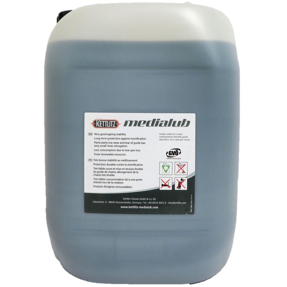 20 Liter KETTLITZ-Medialub 2000 BIO Sägekettenhaftöl