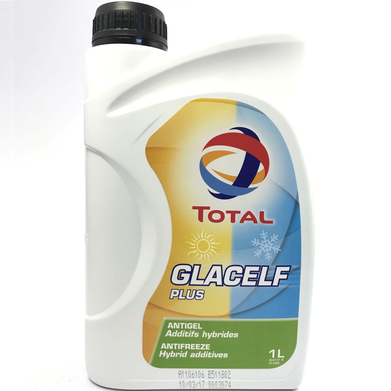 1 Liter TOTAL GLACELF PLUS Kühlerschutz-Konzentrat