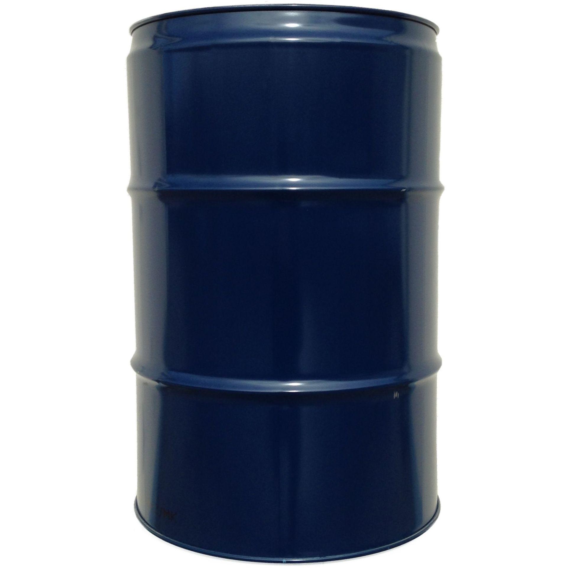 60 Liter Blechfass Stahlfass Faß Garagenfaß Ölfass Metallfass Tonne *NEU* Blau