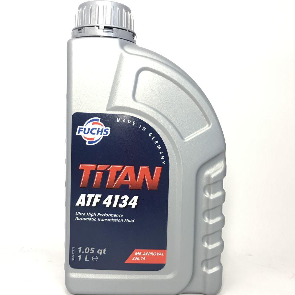 1 Liter Fuchs Titan ATF 4134 Automatikgetriebeöl