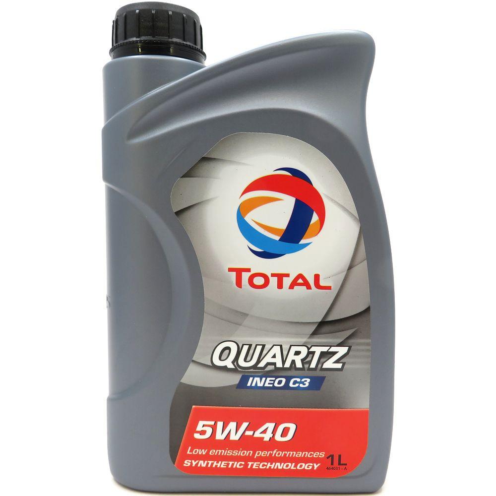 1 Liter Total Quartz Ineo C3 5W-40