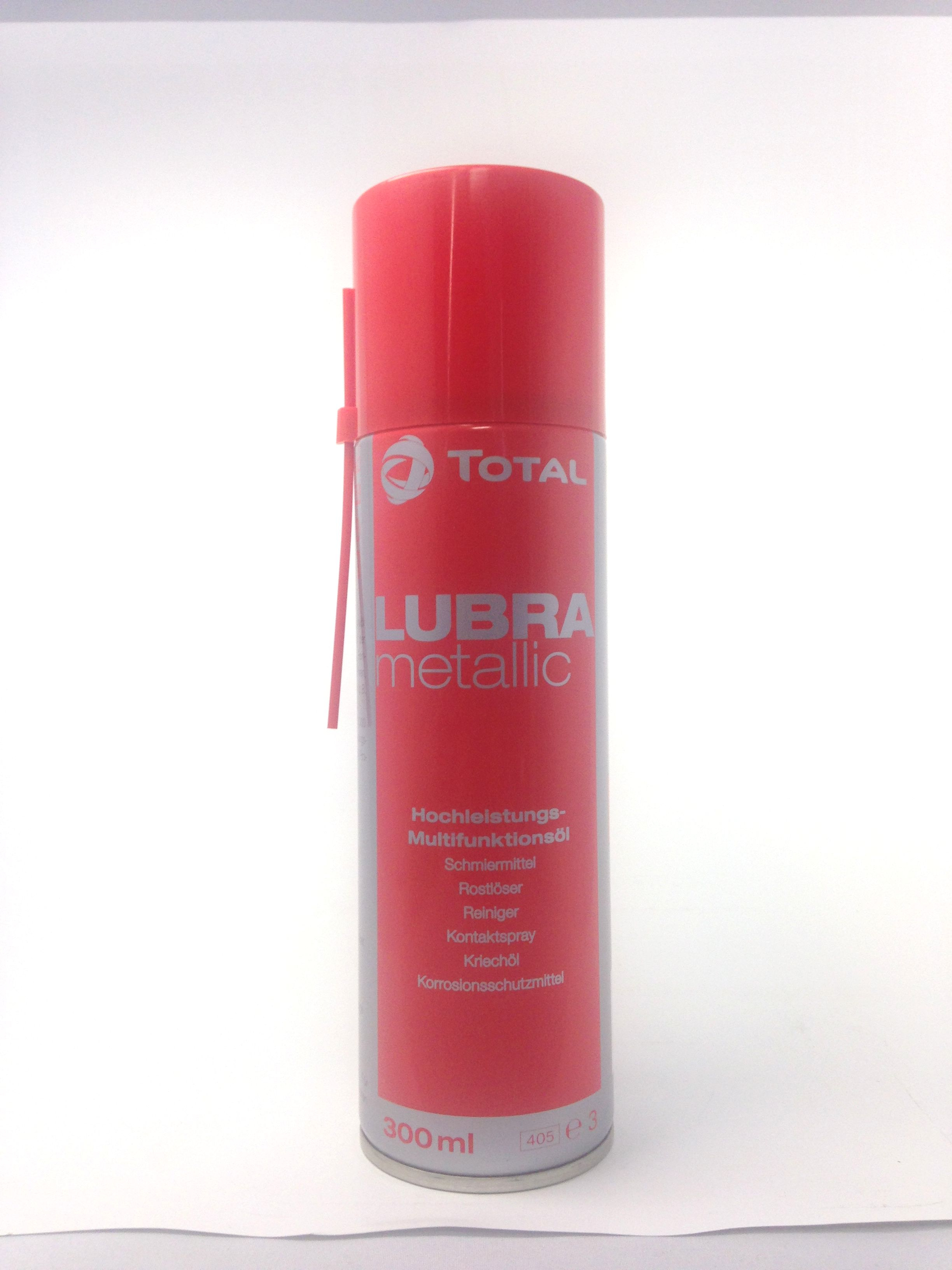 300 ml TOTAL LUBRA metallic - Spray Multifunktionsöl