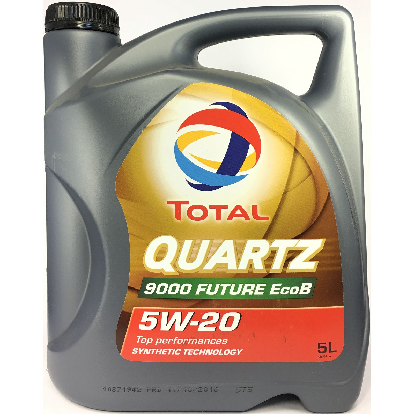 5 Liter TOTAL QUARTZ 9000 FUTURE EcoB 5W-20