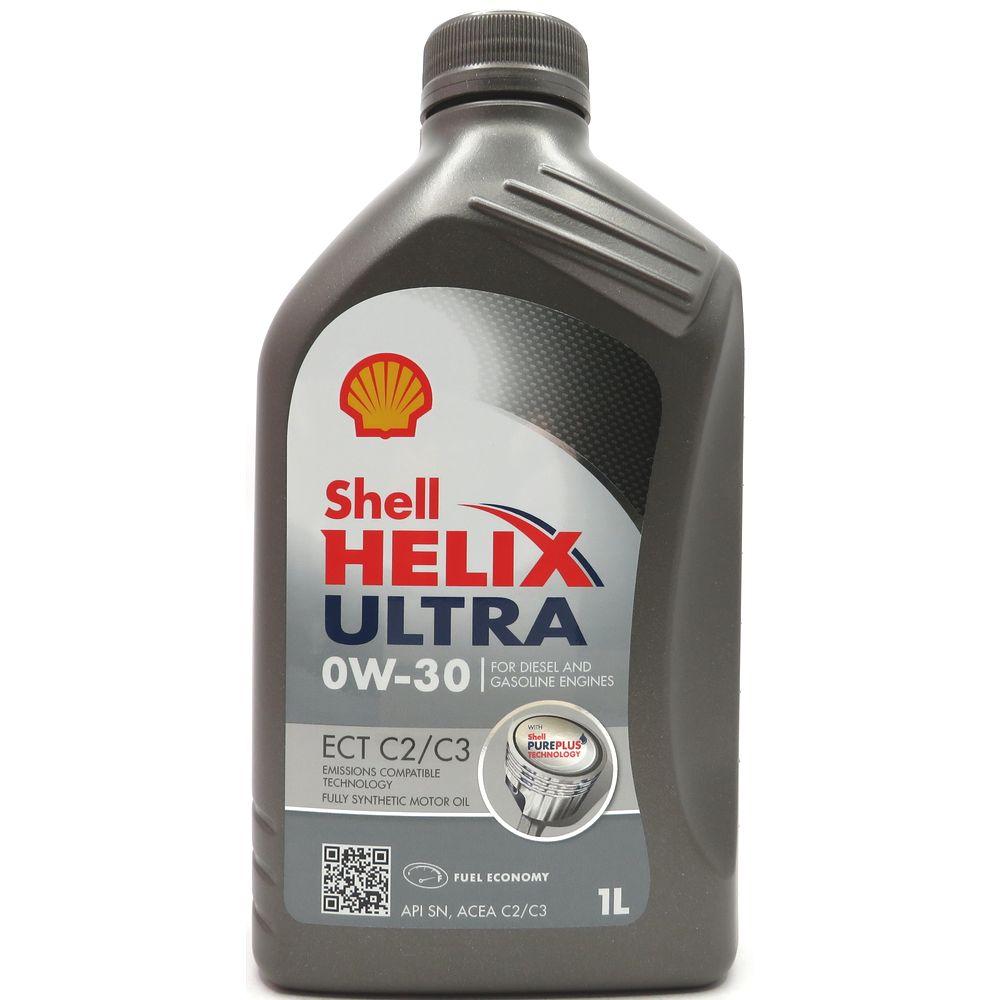 1 Liter Shell Helix Ultra ECT C2/C3 0W-30