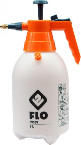 2 Liter FLO Pumpsprüher Drucksprüher Sprühflasche