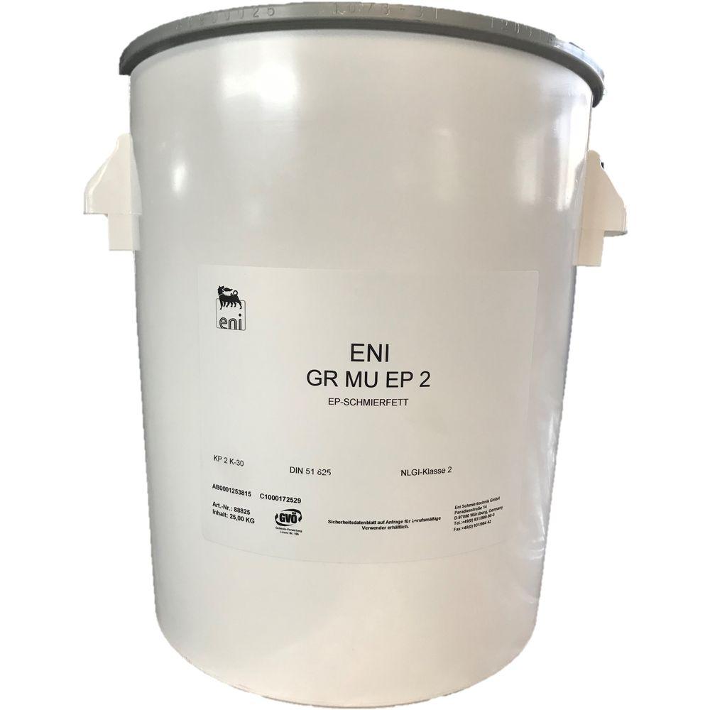 25 kg Eimer ENI GR MU EP 2