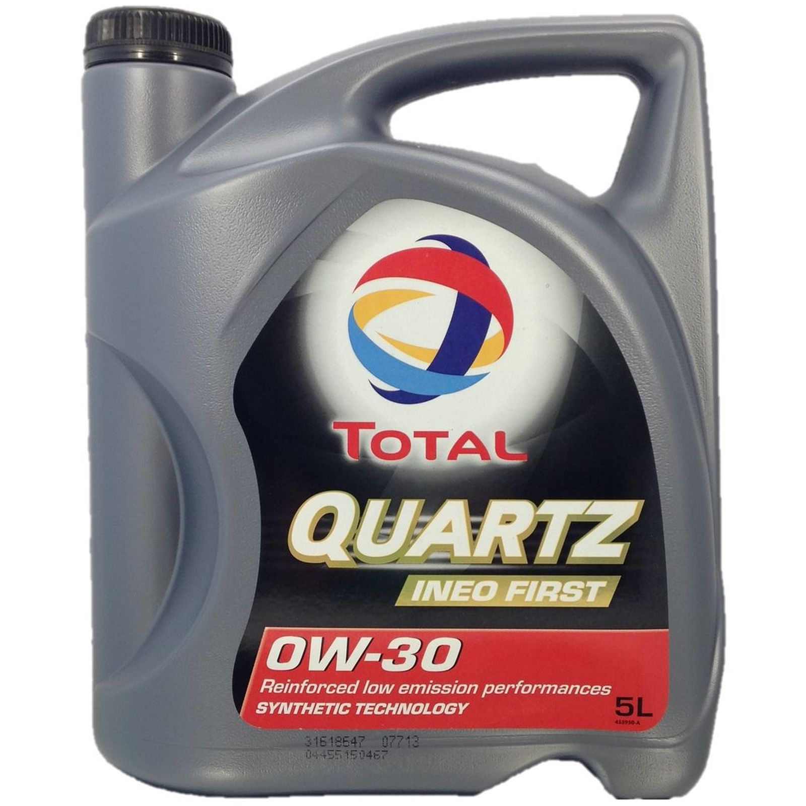 5 Liter Total QUARTZ INEO FIRST 0W-30