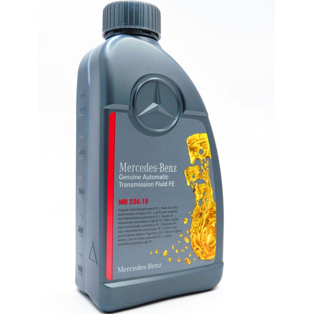 1 Liter Original Mercedes-Benz MB 236.15 Automatikgetriebeöl FE
