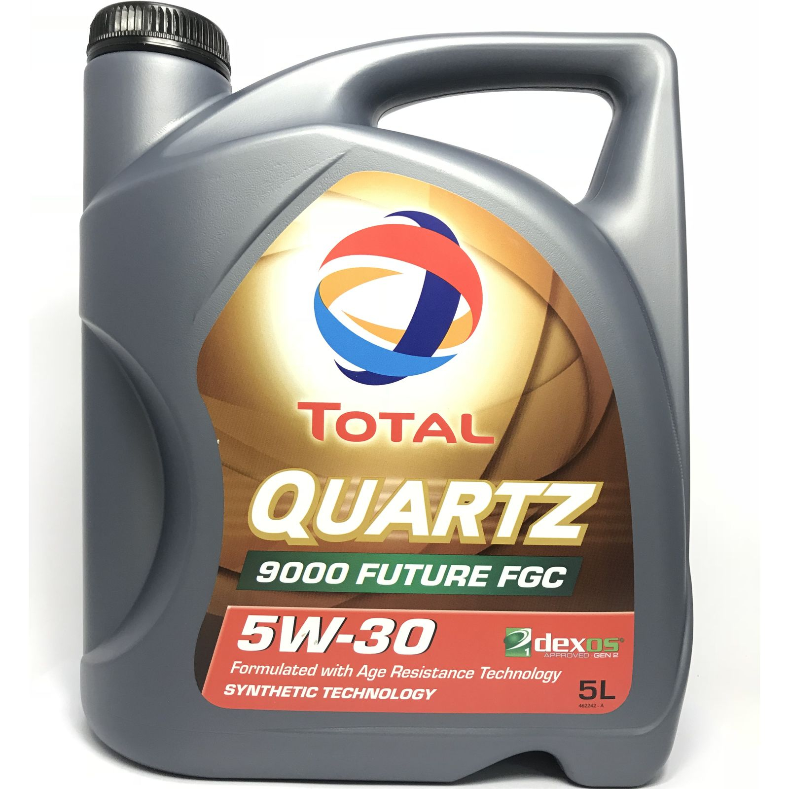 5 Liter TOTAL QUARTZ 9000 FUTURE FGC 5W-30