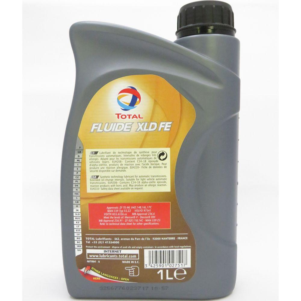 1 Liter TOTAL Fluide XLD FE