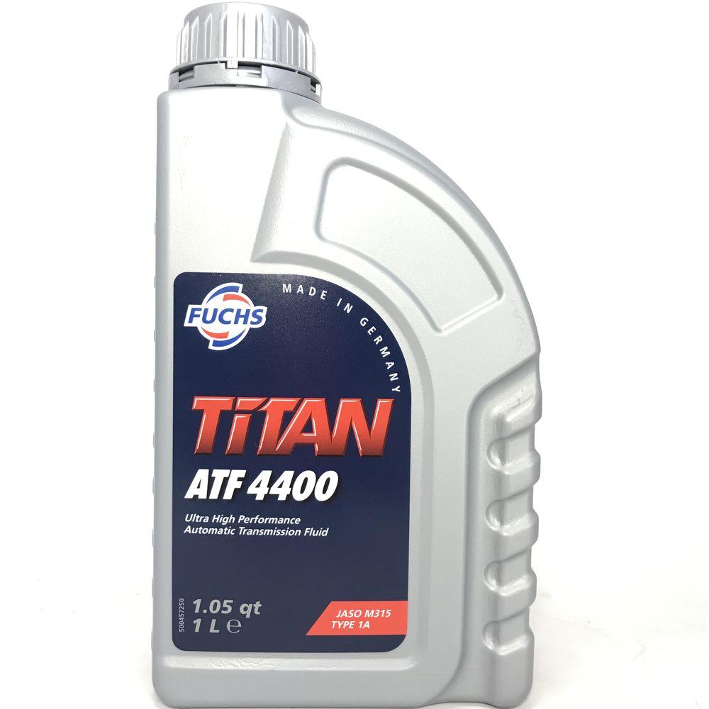 1 Liter FUCHS TITAN ATF 4400 Automatikgetriebeöl