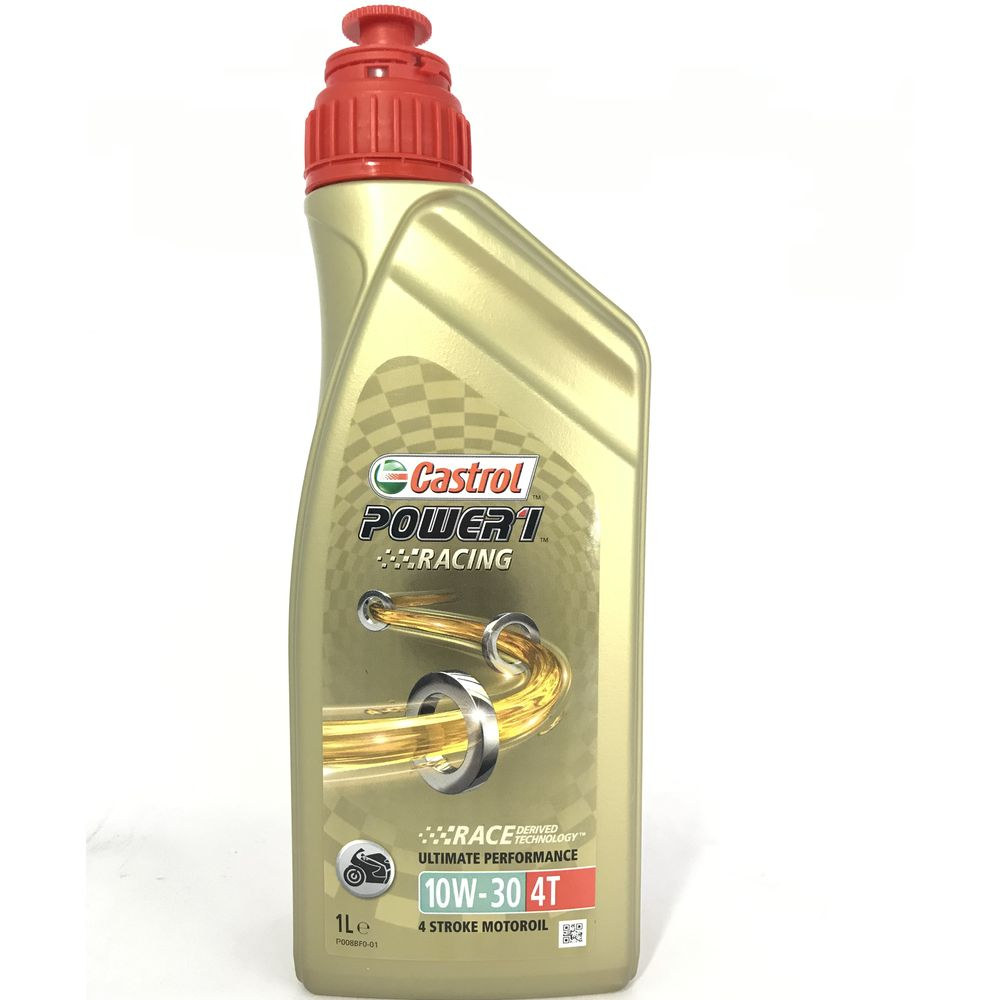 1 Liter Castrol Power 1 Racing 4T 10W-30