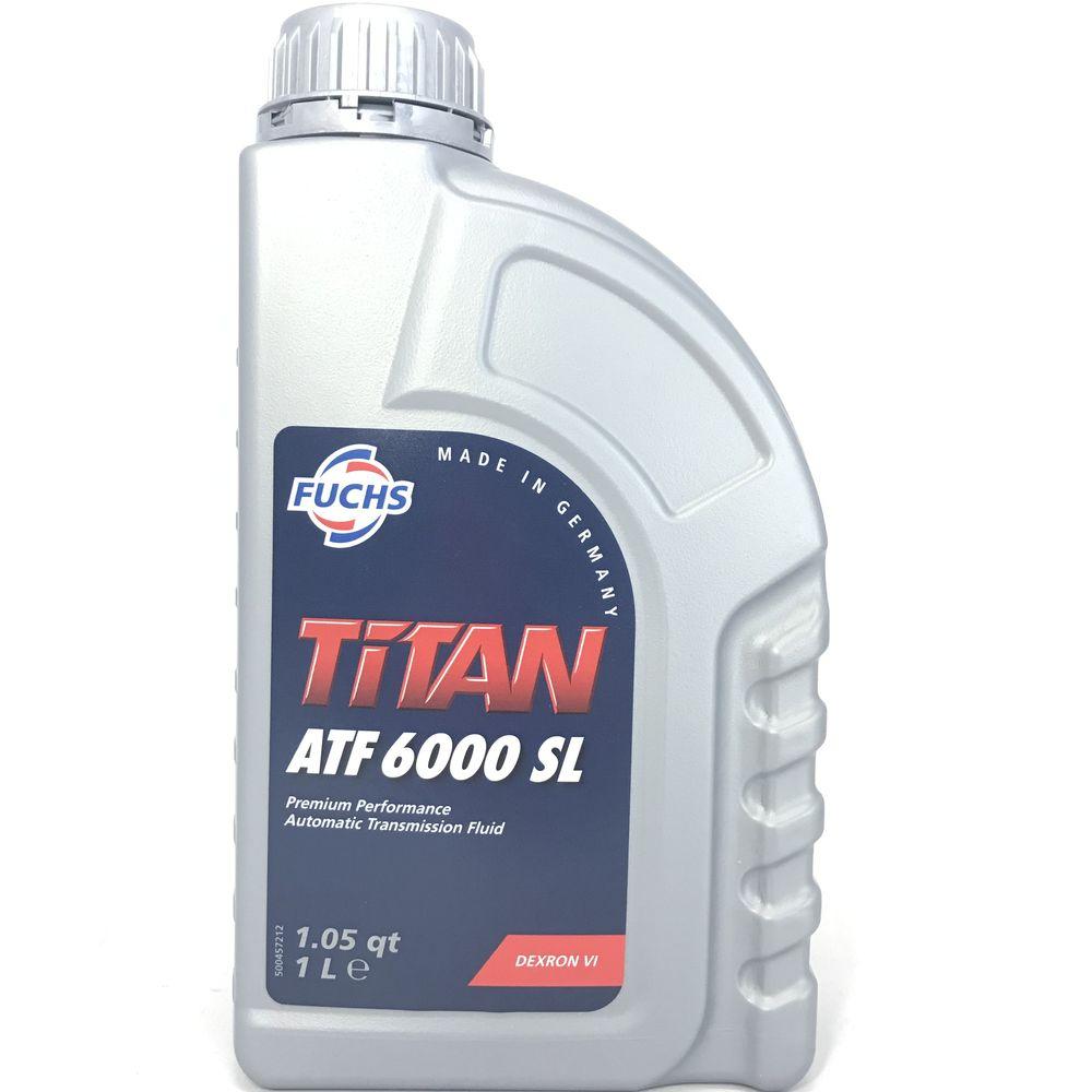 1 Liter FUCHS TITAN ATF 6000 SL Automatikgetriebeöl