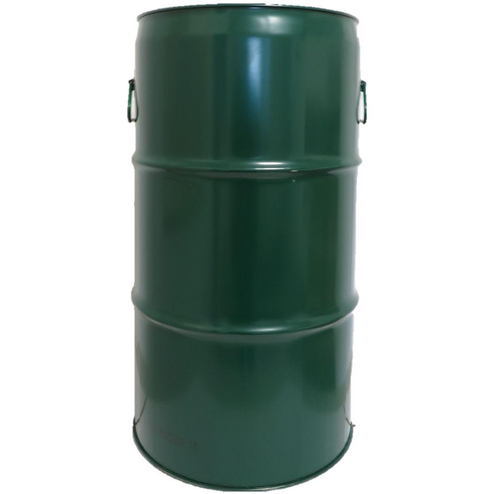 60 Liter Blechfass Stahlfass Garagenfaß Ölfass Metallfass m. Griffe *NEU* GRÜN