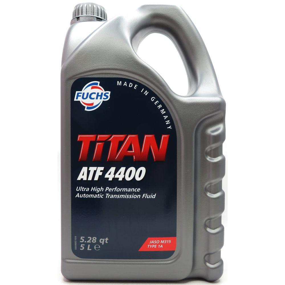 5 Liter FUCHS TITAN ATF 4400 Automatikgetriebeöl