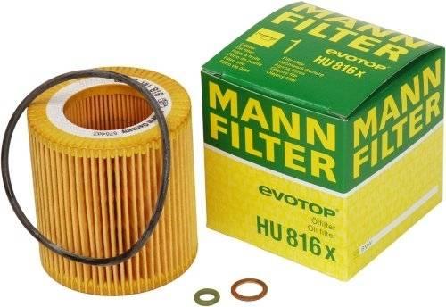 HU816x MANN Ölfilter