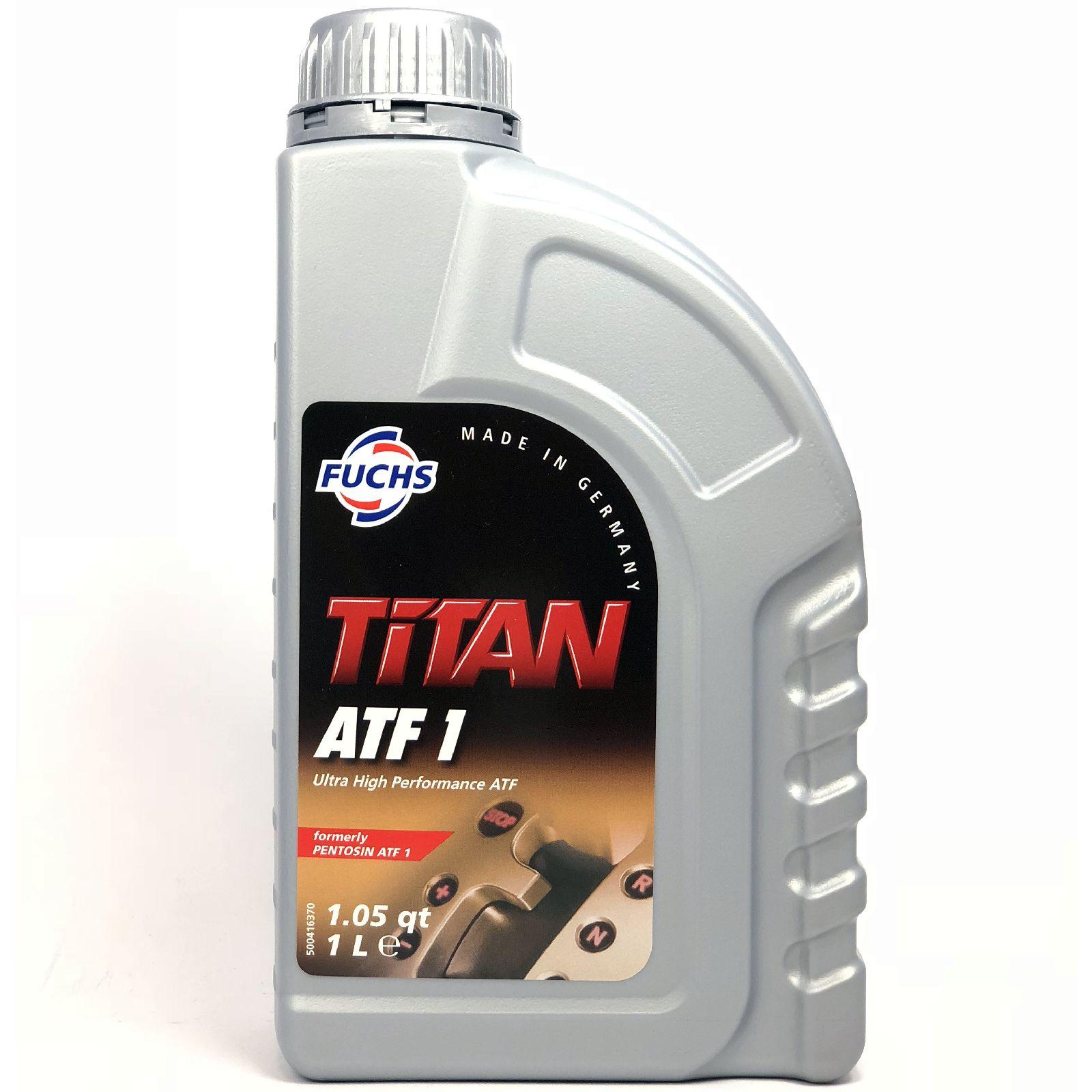 1 Liter FUCHS Titan ATF 1 / früher PENTOSIN ATF 1